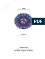 Pemodelan Sistem Dan QCD