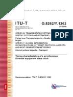 T-REC-G.8262-201007-I!!PDF-E