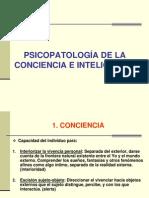 06 Trastornos de La Conciencia e Inteligencia PDF