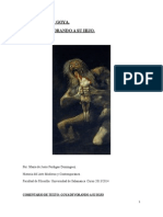 Comentario de Texto (Historia del Arte)