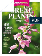 Garden Making Plants 2015