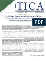Revista Botica número 33