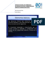 Elementos de Windows