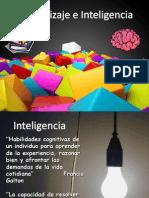 Aprendizaje e inteligencia