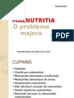 malnutria