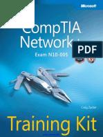 CompTIA Network+ Training Kit