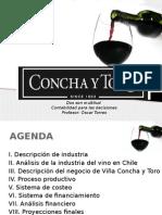 Presentación Viña Concha y Toro (Con Gráficos) Version 18-05-2015