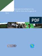 El Principio de Proporcionalidad en Los Procesos Por Tráfico Ilícito de Drogas en El Perú - CIDDH-CEDD (1)
