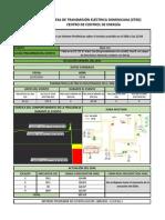Informe Preliminar sobre Situación del Sistema Eléctrico