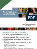 3. WAN, Routres y Enrutamiento