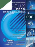 Condux Catalog 09
