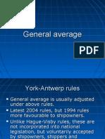 General Average