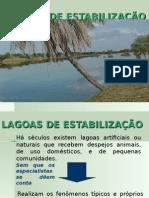 Lagoas de Estabilização - ETE