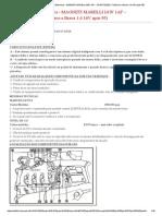 [ Kit's Car ]_ Manual Injeção Eletronica - MAGNETI MARELLI IAW 1AF – 13-15-17!23!25 ( Fiat Bravo e Brava 1