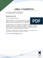 Desarrollo Conceptual de Relaciones y Funciones Unidad 3 1278335.1673