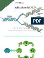 Clase 4 Replicacion Del Adn