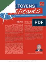 Citoyens Militants (mai 2015)