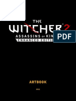 Thewitcher2artbook Eng