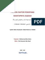 Id Thabat Akidaa Salaf