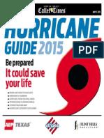 Hurricane Guide 2015