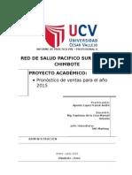 Estructura Del Informe Final de Prácticas Pre Profesionales Administracion PptII (1)