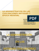 ADMINISTRACION EN CIVILIZACIONES ANTIGUAS Y EPM.ppt