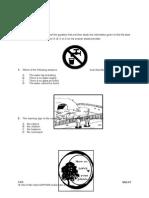 form 1- paper 1 - Copy