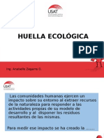 Clase 4 Huella Ecológicdasdsa