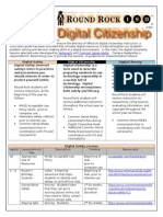 digital citizenship curriculum guide may 2015