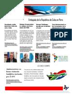 Boletín Cuba de Verdad Nº 84-2015