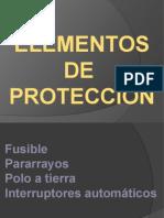 elementosdeproteccion-101111082820-phpapp01