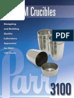 3100MB Parr VM Crucibles Literature