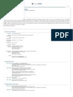 Curriculum - System of Curriculum Lattes (Luiz Fausto de Souza Brito)