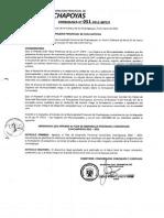 Plan de Desarrollo Concertado - Chachapoyas
