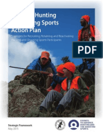 National Hunting and Shooting Sports Action Plan