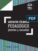 Libro Archivo Filmico