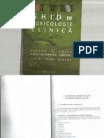 Ghid de Toxicologie Clinica