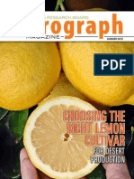 Citrograph Magazine Summer 2015