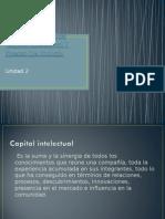 Administracion Del Capital Intelectual y Fuerza de Trabajo