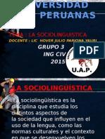 Socio Linguistica