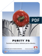 Purity Brochure Espaã'Ol