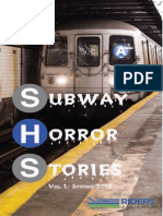 Subway Horror Stories - Riders Alliance