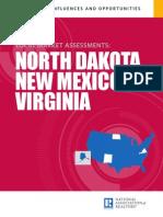 Local Market Assessment Case Studies North Dakota New Mexico Virginia 2015-05-18