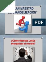 Seminario Plan Maestro de Evangelización