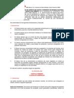 Contrato Tdc Basica