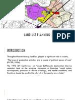 Land Use Planning - Grp 1