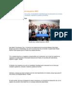15-05-2015 Puebla Noticias - En Puebla Hay Calidad Educativa, RMV