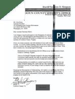 Loudoun County, Virginia - 287(g) FOIA Documents