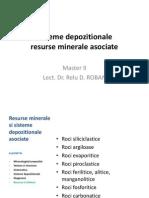 Sisteme depozitionale resurse minerale asociate