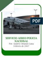 Servicio Aereo Policia Nacional